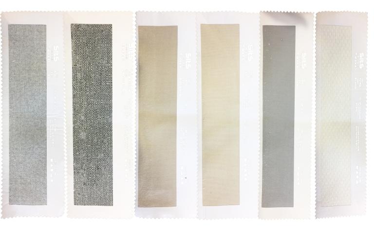 Materials sample